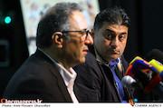 کیوان کثیریان در نشست خبری سیوهفتمین جشنواره جهانی فیلم فجر