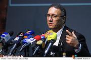 سیدرضا میرکریمی در نشست خبری سیوهفتمین جشنواره جهانی فیلم فجر