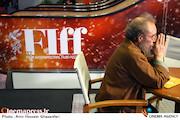 مسعود فراستی در اولین روز سیوهفتمین جشنواره جهانی فیلم فجر