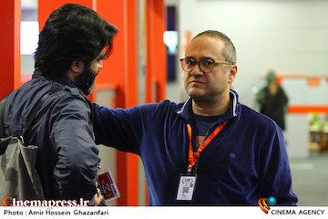 رامبد جوان در اولین روز سیوهفتمین جشنواره جهانی فیلم فجر