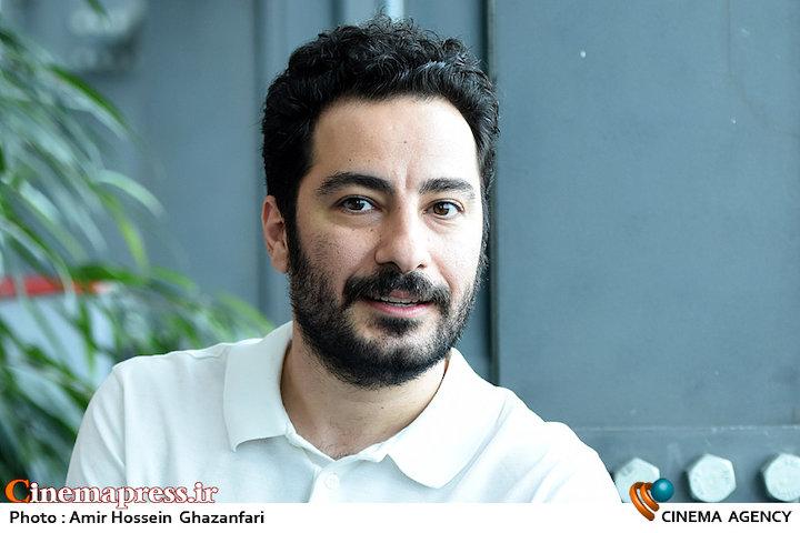 نوید محمدزاده در اولین روز سیوهفتمین جشنواره جهانی فیلم فجر