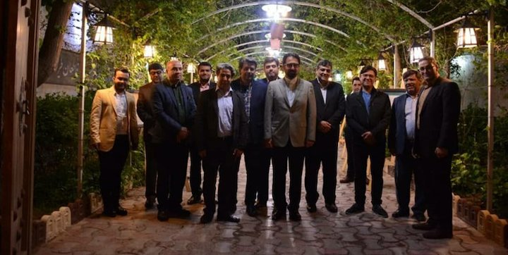 سیدمجتبی حسینی در سفر به خراسان جنوبی
