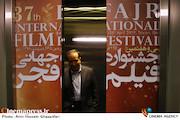حسین انتظامی در سومین روز سیوهفتمین جشنواره جهانی فیلم فجر