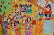 نوزدهمین نمایشگاه دوسالانه بینالمللی نقاشی کودکان کاناگاوا