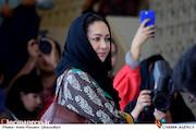 نیکی کریمی چهارمین روز سیوهفتمین جشنواره جهانی فیلم فجر