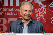 جمشید گرگین در چهارمین روز سیوهفتمین جشنواره جهانی فیلم فجر