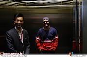 پژمان جمشیدی در پنجمین روز سیوهفتمین جشنواره جهانی فیلم فجر