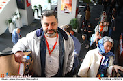 میلاد صدرعاملی در پنجمین روز سیوهفتمین جشنواره جهانی فیلم فجر