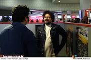 هومن بهمنش در پنجمین روز سیوهفتمین جشنواره جهانی فیلم فجر