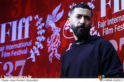 یاسر خاسب در پنجمین روز سیوهفتمین جشنواره جهانی فیلم فجر