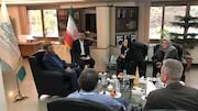دیدار معاون صدای رسانه ملی با مدیران شبکههای خارجی