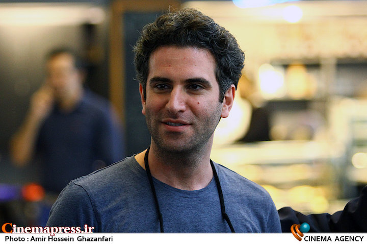 هوتن شکیبا در پنجمین روز سیوهفتمین جشنواره جهانی فیلم فجر