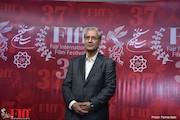 علی ربیعی در جشنواره جهانی فیلم فجر