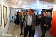 نمایشگاه نگارگری امیرحسین آقامیری