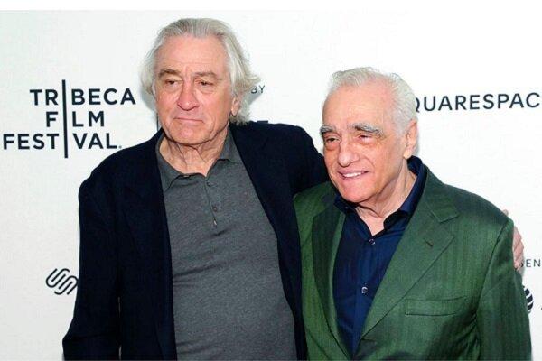 اسکورسیزی و رابرت دنیرو