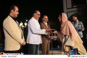 تقدیر از هنرمندان تجسمی در نهمین جشنواره بین المللی فیلم وارش