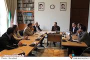 بازدیدحسین انتظامی از بنیاد سینمایی فارابی