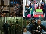 فیلمهای سینمایی روی پرده