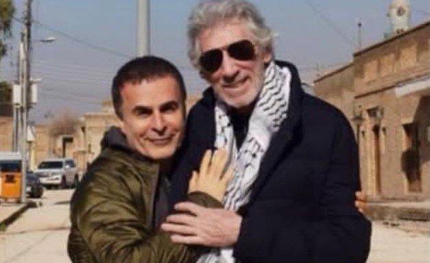 راجر واترز و بهمن قبادی