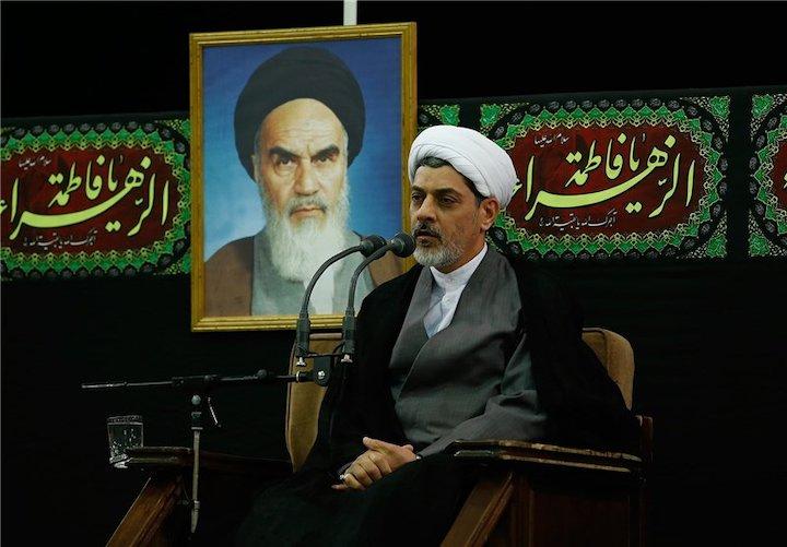حجتالاسلام والمسلمین ناصر رفیعی