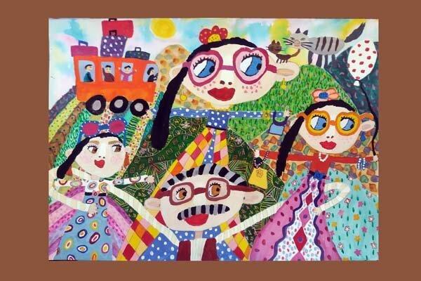 مسابقه نقاشی «نوا زاگورا»