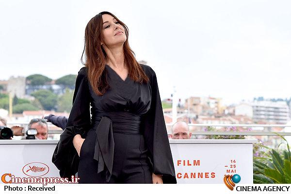 مونیکا بلوچی جشنواره فیلم کن ۲۰۱۹