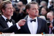 برد پیت و لئوناردو دیکاپریو در جشنواره فیلم کن ۲۰۱۹