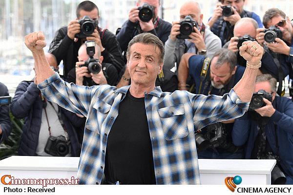 سیلوستر استالونه در جشنواره فیلم کن ۲۰۱۹