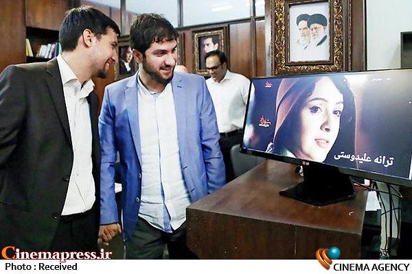 سریال شهرزاد-سیدهادی رضوی-محمد امامی