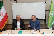 دیدار رئیس سازمان میراث فرهنگی و مدیر شبکه دو سیما