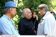 مراسم تشییع پیکر مرحوم «پرویز بهرام»