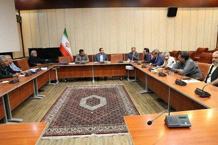 جلسه مشترک اعضای شورای اکران آثار سینمایی و شورای صنفی نمایش با رئیس سازمان سینمایی