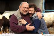 دیجی فسنقری و رضا پرستش-علی انصاریان-لوون هفتوان-فیلم سینمایی اژدر