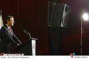 سخنرانی الکساندر ریگر در مراسم افتتاحیه هفته فیلم اروپایی