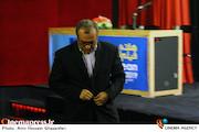 جعفر صانعی مقدم در مراسم افتتاحیه هفته فیلم اروپایی