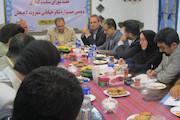 جلسه شورای سیاستگذاری تئاتر خیابانی شهروند لاهیجان