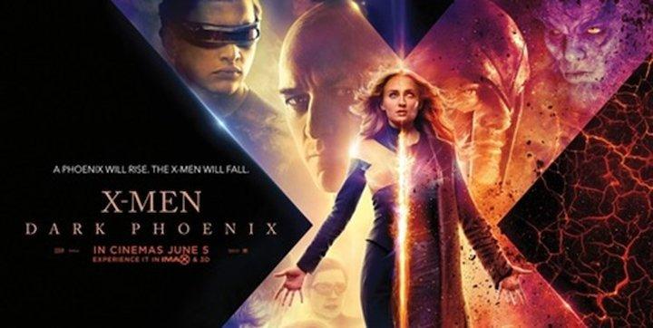 فیلم «مردان ایکس: فونیکس سیاه»