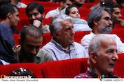 رضا کیانیان در مراسم افتتاحیه شانزدهمین جشنواره بین المللی فیلم کوتاه دانشجویی نهال