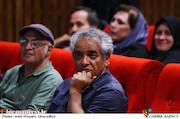 اصغر همت در مراسم افتتاحیه شانزدهمین جشنواره بین المللی فیلم کوتاه دانشجویی نهال