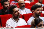 محمدرضا غفاری در مراسم افتتاحیه شانزدهمین جشنواره بین المللی فیلم کوتاه دانشجویی نهال