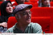 فریدون جیرانی در مراسم افتتاحیه شانزدهمین جشنواره بین المللی فیلم کوتاه دانشجویی نهال