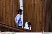 رضا باستانی در مراسم افتتاحیه شانزدهمین جشنواره بین المللی فیلم کوتاه دانشجویی نهال