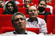 رامتین شهبازی در مراسم افتتاحیه شانزدهمین جشنواره بین المللی فیلم کوتاه دانشجویی نهال