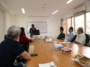 نشست مشترک مرکز گسترش و شتابدهنده محتوای کودک