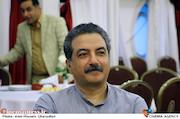 مهدی جعفری در هجدهمین جشن مدیران تولید سینمای ایران