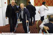 علیرضا محجوب در هجدهمین جشن مدیران تولید سینمای ایران
