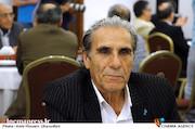 رضا ناجی در هجدهمین جشن مدیران تولید سینمای ایران