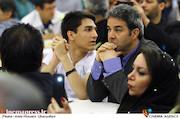 عباس حاج درویش در هجدهمین جشن مدیران تولید سینمای ایران