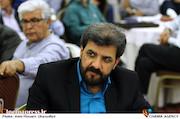 ابراهیم اصغری در هجدهمین جشن مدیران تولید سینمای ایران