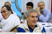 عزیزالله حمیدنژاد در هجدهمین جشن مدیران تولید سینمای ایران